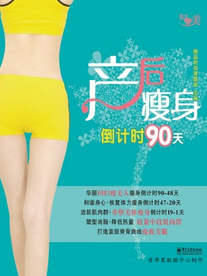 产后瘦身倒计时90天 by 她品时尚课题组 from Green Apple Data Center in Teen Novel category