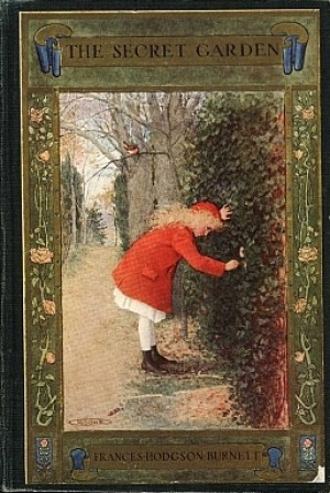 The Secret Garden by Frances Hodgson Burnett from Project Gutenberg in Children category