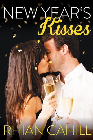 New Year's Kisses (Novella) by Rhian Cahill from Escape Publishing in Romance category