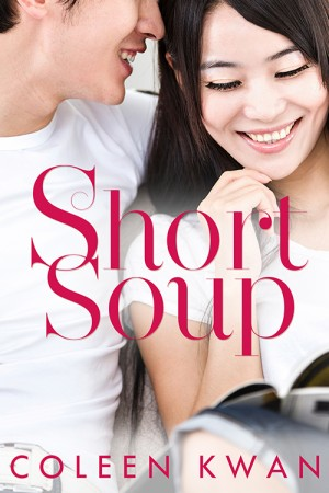 Short Soup (Novella) by Coleen Kwan from Escape Publishing in Romance category