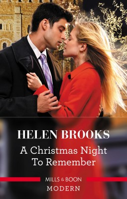 Christmas Night To Remember by Helen Brooks from HarperCollins Publishers Australia Pty Ltd in Romance category