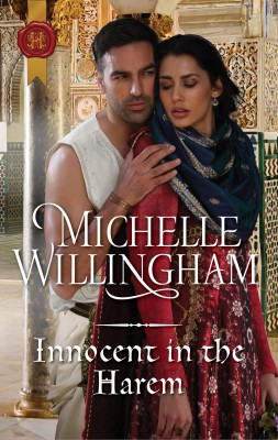 Innocent In The Harem by Michelle Willingham from HarperCollins Publishers Australia Pty Ltd in General Novel category