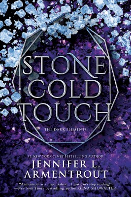 Stone Cold Touch by Jennifer L. Armentrout from HarperCollins Publishers Australia Pty Ltd in General Novel category
