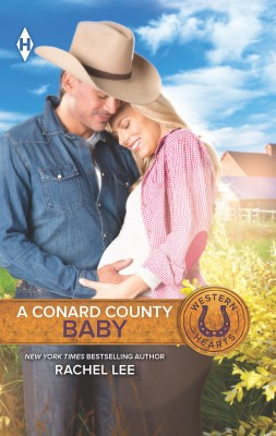 Conard County Baby by Rachel Lee from HarperCollins Publishers Australia Pty Ltd in Romance category