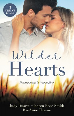 Wilder Hearts/Once Upon A Pregnancy/Her Mr. Right?/A Merger...Or Marriage? by Karen Rose Smith from HarperCollins Publishers Australia Pty Ltd in Romance category