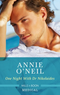 One Night With Dr Nikolaides by Annie O'Neil from HarperCollins Publishers Australia Pty Ltd in Family & Health category
