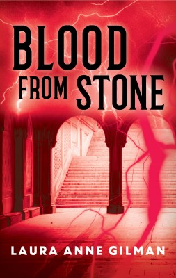 Blood From Stone by Laura Anne Gilman from HarperCollins Publishers Australia Pty Ltd in General Novel category