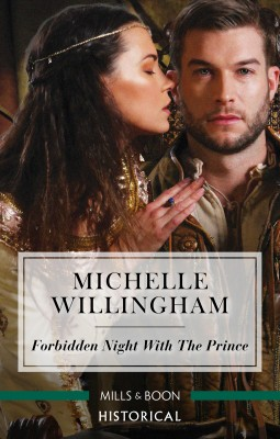 Forbidden Night With The Prince by Michelle Willingham from HarperCollins Publishers Australia Pty Ltd in General Novel category