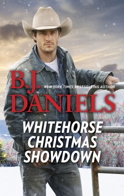 Mystery Man Of Whitehorse/Classified Christmas by B.J. Daniels from HarperCollins Publishers Australia Pty Ltd in Romance category