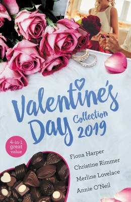 Valentine's Day Collection 2019/The Guy to Be Seen With/Valentine Bride/The Texan's Royal M.D./One Night...with Her Boss by Annie O'Neil from HarperCollins Publishers Australia Pty Ltd in Romance category