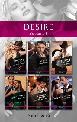 Desire Box Set 1-6/Hot Texas Nights/#1 Boss/Billionaire Country/Sin City Vows/Nashville Secrets/Son of Scandal by Katy Evans from HarperCollins Publishers Australia Pty Ltd in Romance category