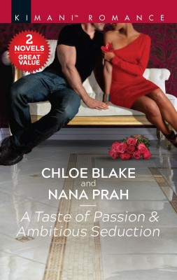 Taste Of Passion & Ambitious Seduction/A Taste of Passion/Ambitious Seduction by Chloe Blake from HarperCollins Publishers Australia Pty Ltd in General Novel category