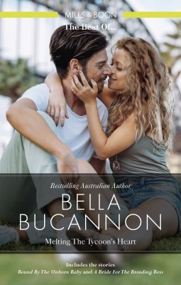 Bound by the Unborn Baby/A Bride for the Brooding Boss by Bella Bucannon from HarperCollins Publishers Australia Pty Ltd in Romance category