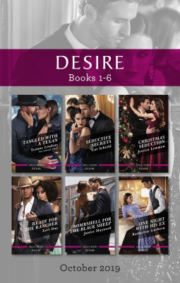 Desire Box Set 1-6/Tangled with a Texan/Seductive Secrets/Christmas Seduction/Ready for the Rancher/Bombshell for the Black Sheep/One Night by Janice Maynard from HarperCollins Publishers Australia Pty Ltd in Romance category