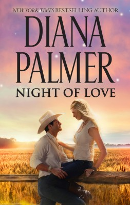 Night Of Love by Diana Palmer from HarperCollins Publishers Australia Pty Ltd in General Novel category