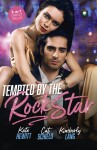 Tempted By The Rock Star/In the Heat of the Spotlight/Little Secret, Red Hot Scandal/The Downfall of a Good Girl by KIMBERLY LANG from  in  category