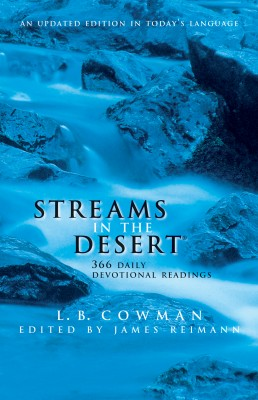 Streams in the Desert by Jim Reimann from HarperCollins Christian Publishing in Religion category