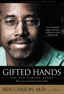 Gifted Hands 20th Anniversary Edition by Ben Carson, M.D. from HarperCollins Christian Publishing in Family & Health category