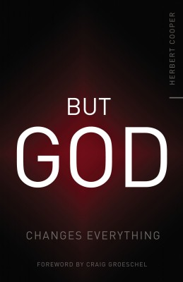 But God by Herbert Cooper from HarperCollins Christian Publishing in Religion category