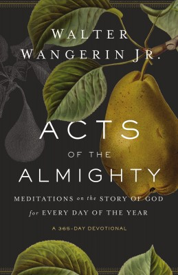 Acts of the Almighty by Walter Wangerin Jr. from HarperCollins Christian Publishing in Religion category