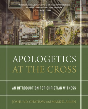 Apologetics at the Cross by Mark D. Allen from HarperCollins Christian Publishing in Religion category