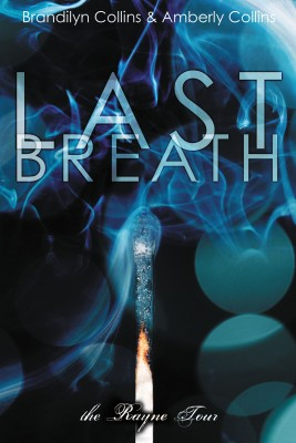 Last Breath by Amberly Collins from HarperCollins Christian Publishing in Teen Novel category