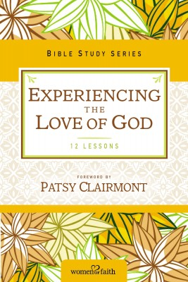 Experiencing the Love of God by Women of Faith from HarperCollins Christian Publishing in Religion category