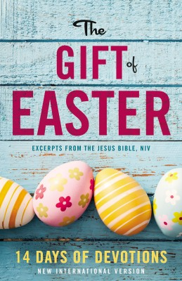 Gift of Easter: 14 Days of Devotions by Zondervan from HarperCollins Christian Publishing in General Academics category