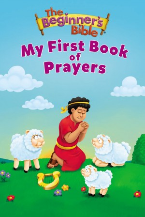 Beginner's Bible My First Book of Prayers by Zondervan from HarperCollins Christian Publishing in General Academics category