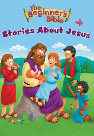 Beginner's Bible Stories About Jesus by Zondervan from HarperCollins Christian Publishing in General Academics category