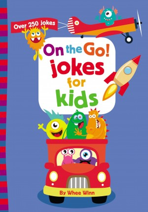 On the Go! Jokes for Kids by Zondervan from HarperCollins Christian Publishing in Teen Novel category