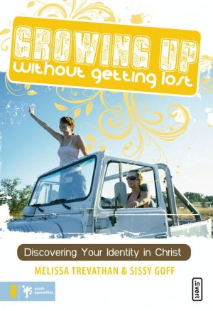 Growing Up Without Getting Lost by Helen Stitt Goff from HarperCollins Christian Publishing in Teen Novel category