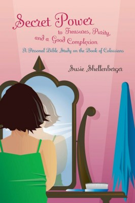 Secret Power to Treasures, Purity, and a Good Complexion by Susie Shellenberger from HarperCollins Christian Publishing in Teen Novel category