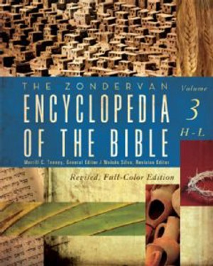 Zondervan Encyclopedia of the Bible, Volume 3 by Merrill C. Tenney from HarperCollins Christian Publishing in Religion category