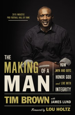 Making of a Man by Tim Brown from HarperCollins Christian Publishing in Religion category