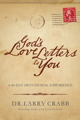 God's Love Letters to You by Larry Crabb from HarperCollins Christian Publishing in Religion category