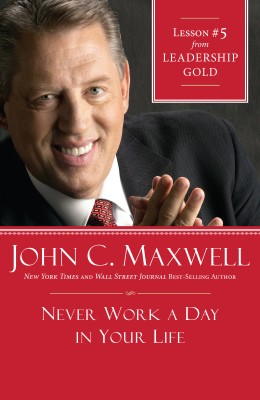 Never Work a Day in Your Life by John Maxwell from HarperCollins Christian Publishing in Business & Management category