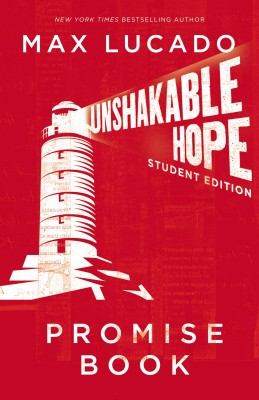 Unshakable Hope Promise Book by Max Lucado from HarperCollins Christian Publishing in General Novel category