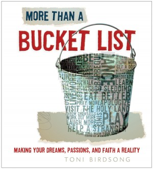 More Than a Bucket List by Thomas Nelson from HarperCollins Christian Publishing in Religion category