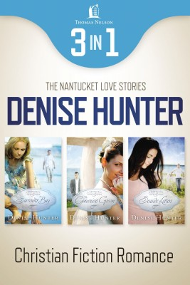 Nantucket Romance 3-in-1 Bundle by Denise Hunter from HarperCollins Christian Publishing in General Novel category