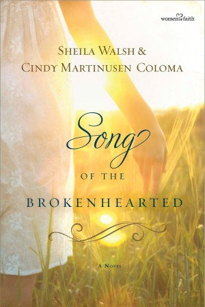Song of the Brokenhearted by Cindy Martinusen Coloma from HarperCollins Christian Publishing in Christianity category