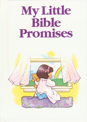 My Little Bible Promises by Thomas Nelson from HarperCollins Christian Publishing in Teen Novel category