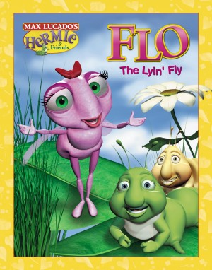 Flo the Lyin' Fly by Max Lucado from HarperCollins Christian Publishing in Teen Novel category