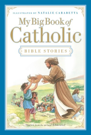 My Big Book of Catholic Bible Stories by Thomas Nelson from HarperCollins Christian Publishing in Teen Novel category