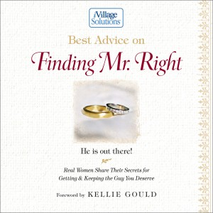 Best Advice on Finding Mr. Right by Thomas Nelson from HarperCollins Christian Publishing in Motivation category