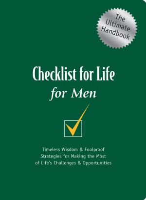 Checklist for Life for Men by Checklist for Life from HarperCollins Christian Publishing in Motivation category