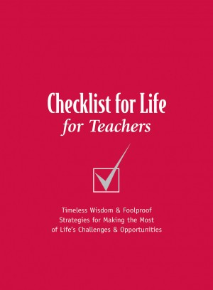 Checklist for Life for Teachers by Checklist for Life from HarperCollins Christian Publishing in Motivation category