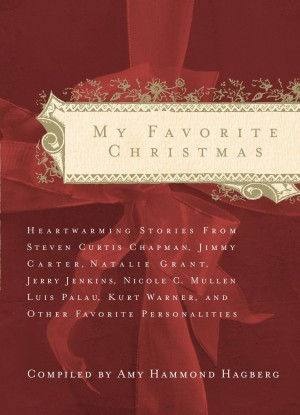 My Favorite Christmas by Thomas Nelson from HarperCollins Christian Publishing in Religion category