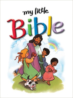 My Little Bible by Stephanie Britt from HarperCollins Christian Publishing in Teen Novel category