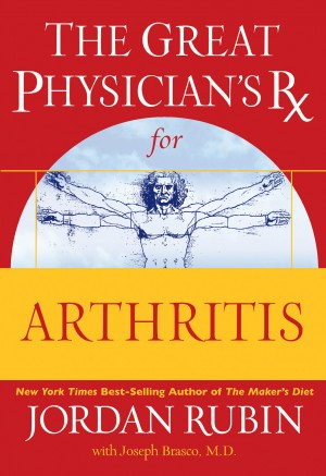 Great Physician's Rx for Arthritis by Jordan Rubin from HarperCollins Christian Publishing in Family & Health category